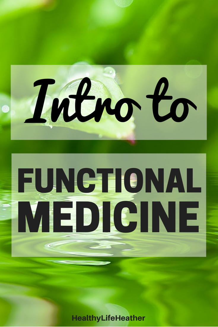 Intro to functional medicine -- why I am choosing functional medicine to diagnosis and treat chronic gut health issues